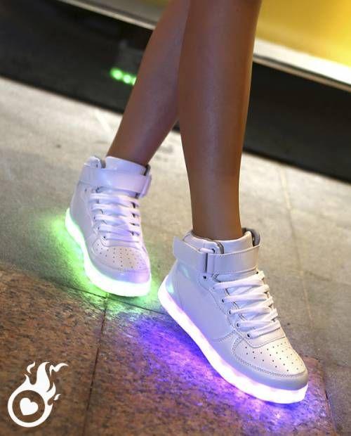 Épinglé sur Chaussure Lumineuse