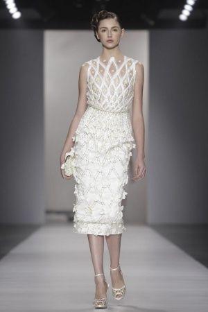 Samuel Cirnansck SS RTW 2013 Sao Paulo: Dresses Fashions, Paulo Spring, Cirnansck Spring, Cortos Alta, Fabulous Gowns