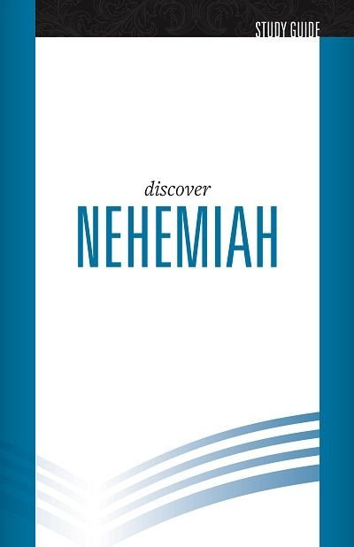 Available in October in print; digital available now!  In this study of Nehemiah and how he leads God's people in some important rebuilding, we learn more of how God keeps his promises to guide and deliver his people always.