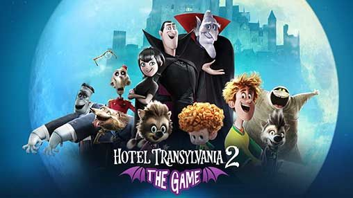 Hotel Transylvania 2 1 1 77 Apk Mod Data For Android With