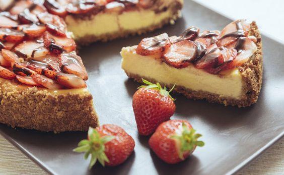 31 receitas de cheesecake deliciosas e fáceis de fazer