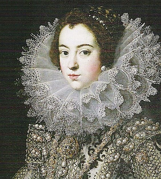 Isabel Borbon, 2nd wife of Felipe IV