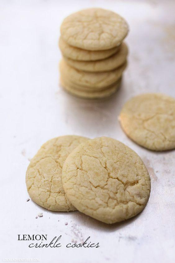 Making homemade cookies recipes