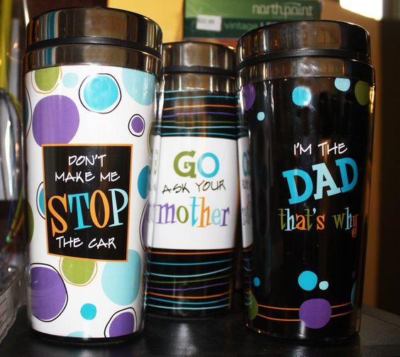 Dads appreciate Dad jokes... especially on the go!