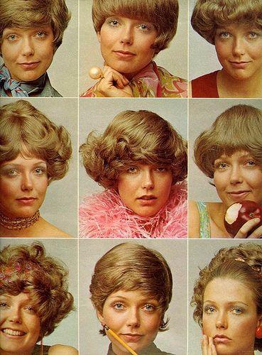 Helene Curtis Wigs 1970