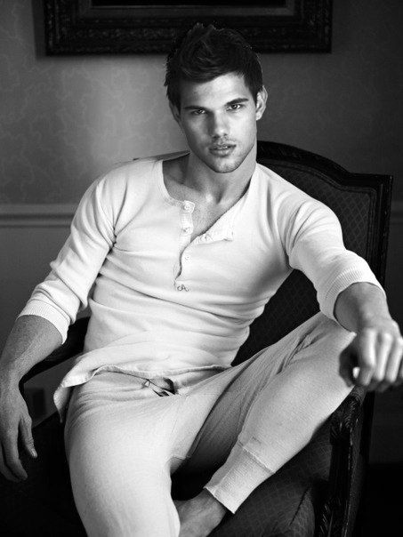 I love a man in long johns...