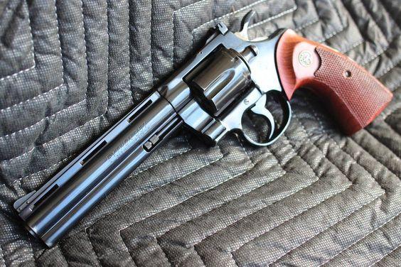 Colt Python 357 magnum #pythonrevolver