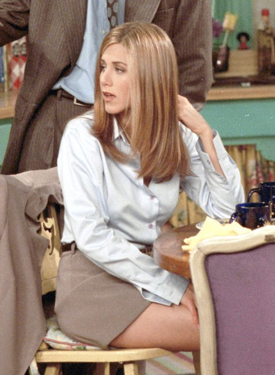 Rachel green hair, Friends and Hair on Pinterest