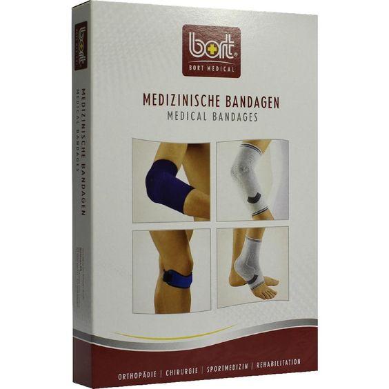 BORT Zweizug Kniestütze medium:   Packungsinhalt: 1 St PZN: 02546720 Hersteller: Bort GmbH Preis: 10,03 EUR inkl. 19 % MwSt. zzgl.…