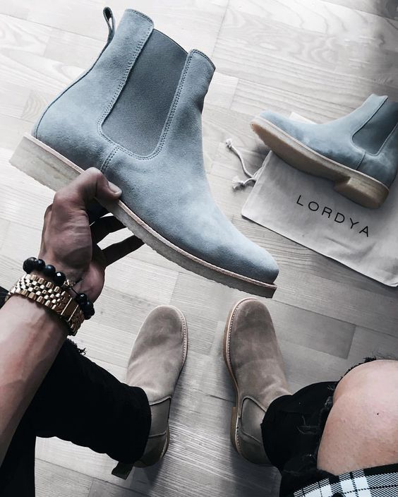 Best Chelsea Boots For Men And Outfit Combinations Men Fashion Now