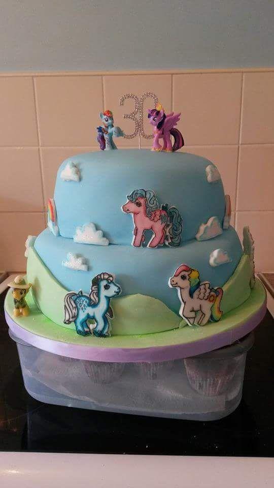 My little pony themed