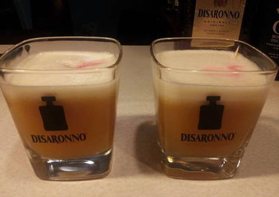 Amaretto Sour Recipe -  Yummy this dish is very delicous. Let's make Amaretto Sour in your home!