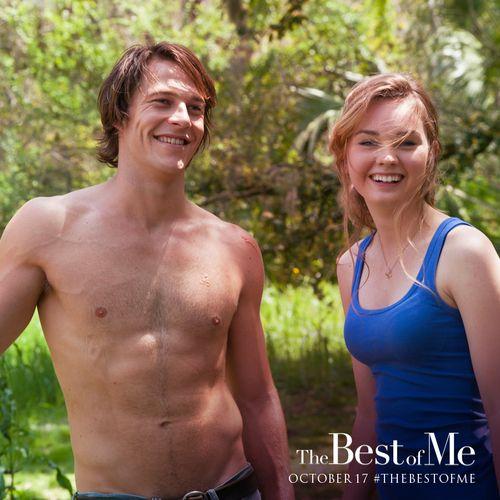 The Best of Me ... Iain De Caestecker Girlfriend