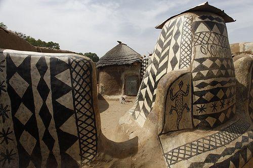 Burkina Faso, Tiebele: