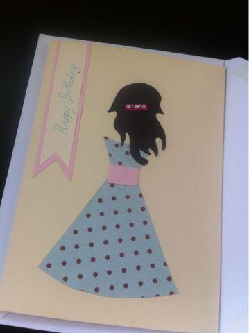Katie's Creative: Homemade cards (#5)