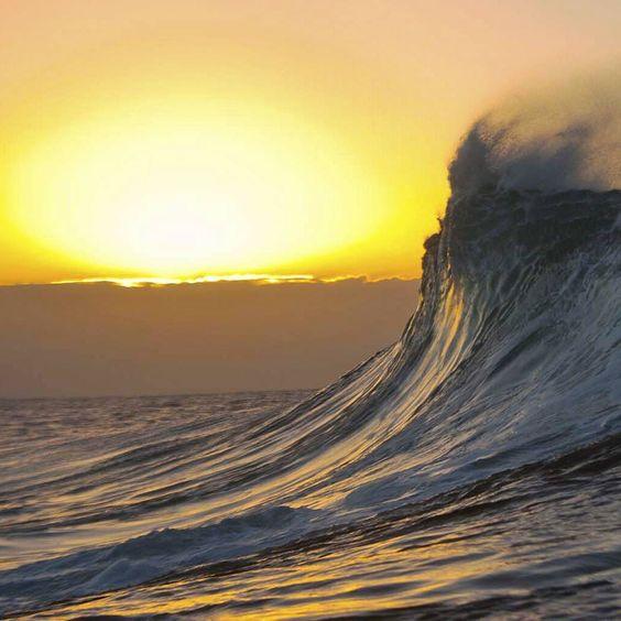 Sea rise / sun rise. #nature  Photo | @owenphoto