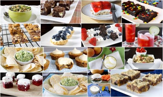 yummy memorial day recipes