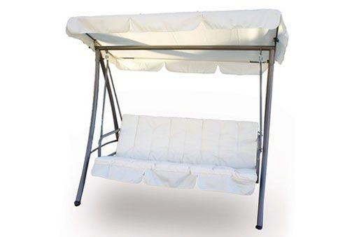 255€ Balancin de jardín de Majestic Garden convertible cama. #jardín #balancín #jardín  Deskontalia Productos - Descuentos del 70%