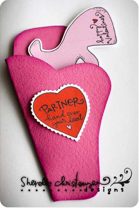 Valentine day cards valentine ideas and so cute on pinterest for Cute valentines day card ideas