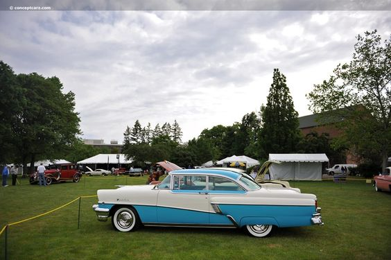Auction results and data for 1956 Mercury Montclair | Conceptcarz.com