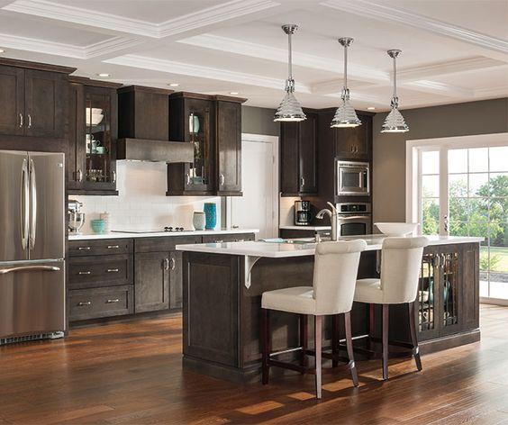 Open Heart Kitchen: Today's Trend Toward Open Plan Living Lets Friends And