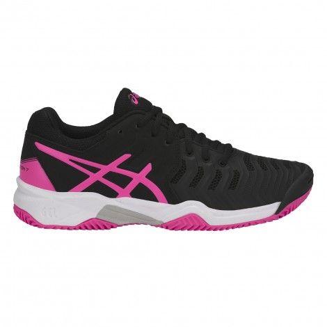 ASICS Gel-Resolution 6 Clay GS Chaussures de Tennis Junior