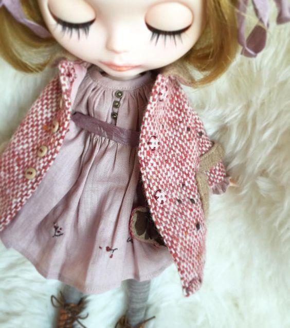 #blythe#outfit#handmade#dollphoto#dollInstagram#middieblythe #harusya#ブライス用バッグ#手作り# ♡( ᵕ̤ૢᴗᵕ̤ૢ )♡💕明日には撮影会ができるといいな📷💕