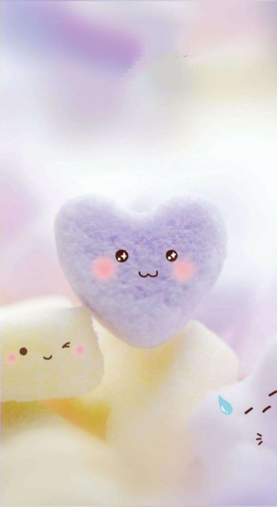 Pin By Eliana Cintron On Eliana Plushies Anime Wallpaper Iphone Cute Marshmallows Hd Cute Wallpapers