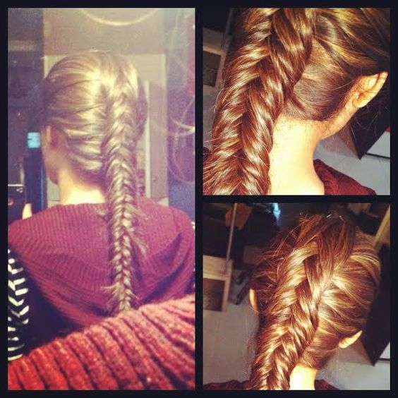Lovely Dutch Fishtail - Hairstyles How To