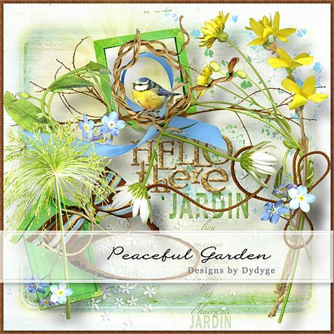 peaceful garden-preview
