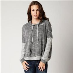 Fox Racing 2015 Womens Late Night Pullover Hoody at Motocrossgiant. Motocrossgiant offers a wide selection of motocross gear, cheap bike parts , apparel and accessories with free shipping.
