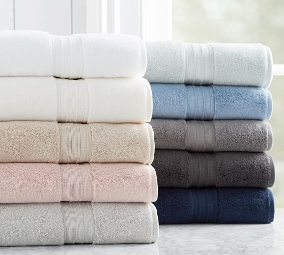 Hydrocotton Quick Drying Organic Towels Towel Pottery Barn Bath