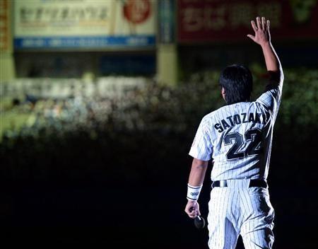 Tomoya Satozaki (Chiba Lotte Marines)