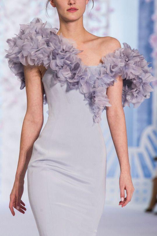 Ralph & Russo | Haute Couture | Spring 2016 - dreamy & feminine