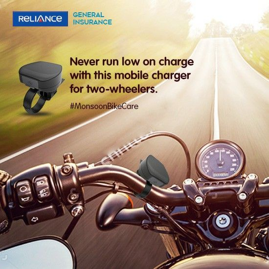 Reliance General Offers Some Advise For Your Two Wheeler Care