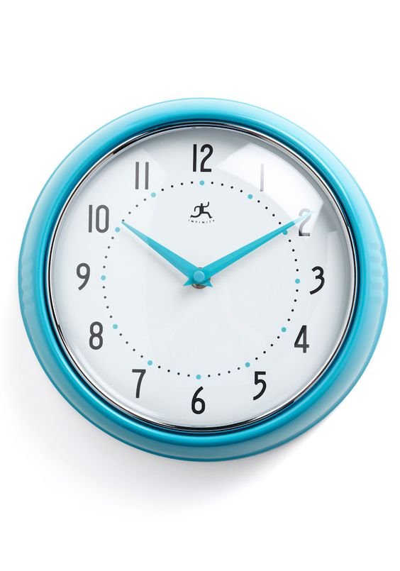 Time to Deco-rate Clock in Sky