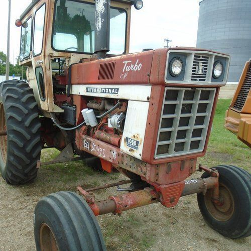 Pin On International Ag Equipment Salvage