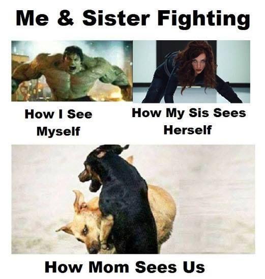 List Of 5 Best Funny Relationship Art In Week 9 Very Funny Memes Siblings Funny Quotes Siblings Funny