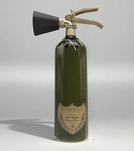 Required in case of emergency - Dom Perignon