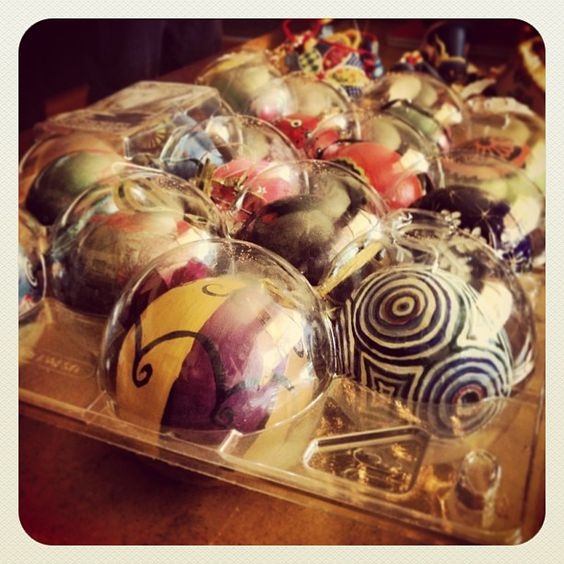 Repurposed christmas ornament and packaging on pinterest