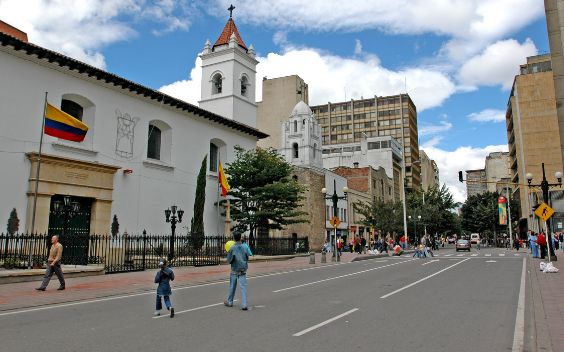 Bogota, capital of Colombia has culture, architecture, and history that attracts tourists and travelers every year