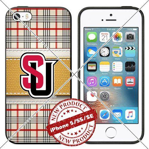 New iPhone SE Case , 5/5s TPU Case Seattle Redhawks Logo…