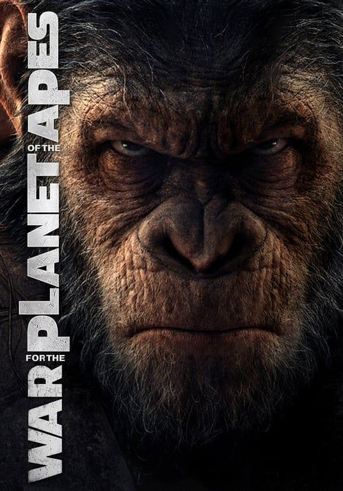 Watch War For The Planet Of The Apes 2017 Full Movie Online Planeta De Los Simios Afiche De Pelicula Cine Planet