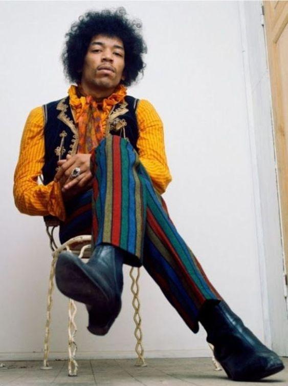 Dia do Rock | 5 Rock Stars Negros cheios de Estilo para você conhecer – O Cara Fashion