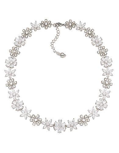 Debutant Ball Flower Collar Necklace