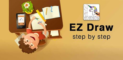 The Easy Drawing App Is A Free Drawing Book For Kids That