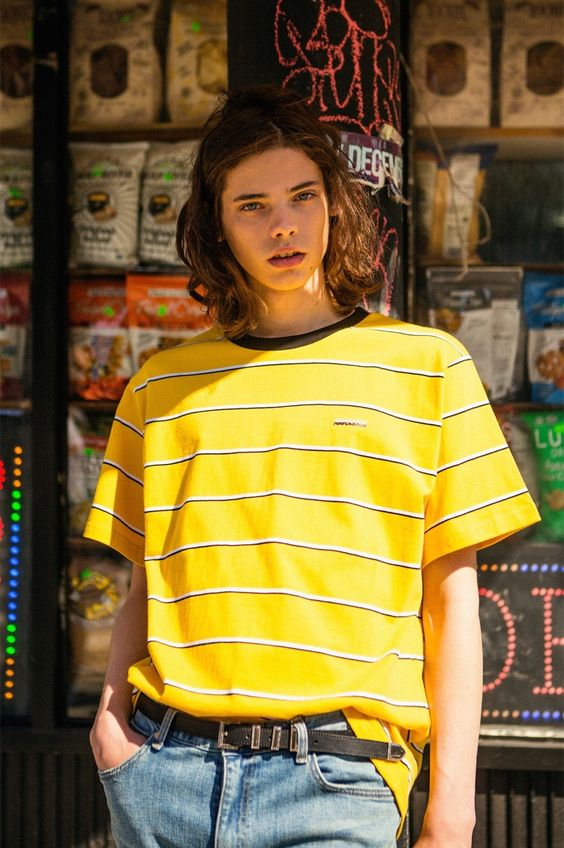 30代大人メンズの絶対トレンドのTシャツコーデをピックアップ