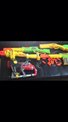 Nerf Guns Modded  Rapid Fire A S-20 Automatic Rifles 3 Weapons With Dart https://t.co/BvNWsGeVFI https://t.co/L6SA4dzsbg