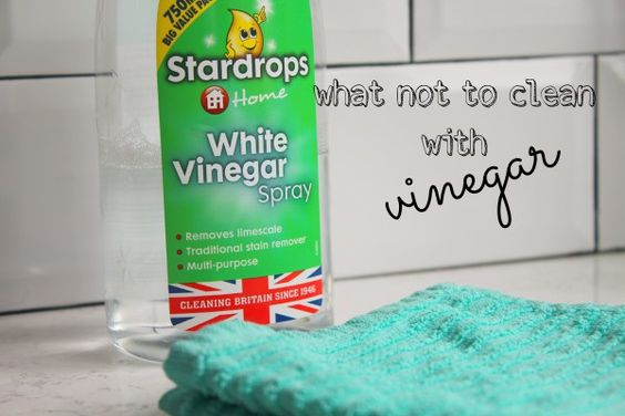 Vinegar Cleanses And Grout On Pinterest