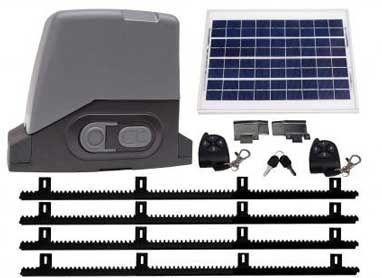 Motors Solar And Sliding Gate On Pinterest